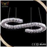 pendant lamps of modern crystal fashion hanging LED light (MD7325)