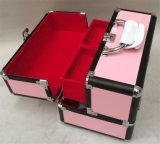 알루미늄 장식용 메이크업 트레인 상자 (Macm-3609)