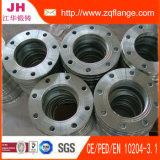 Flange de solda da tubulação de aço de aço de carbono Ss400 JIS B2220
