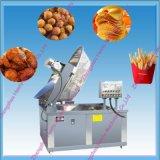 Máquina fritada da frigideira da galinha da padaria equipamento a rendimento elevado