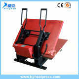 Machine manuelle à haute pression de presse de la chaleur d'usine grande