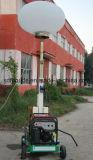 Manual de Pequeño telescópico torre de iluminación móvil con precio barato (FZM-Q1000)