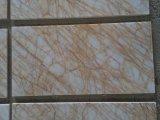Azulejo de mármol cortado a la medida araña 12X24 del oro ''