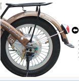 2016 портативных электрических Bike/электрического велосипед/миниое складывая E-Bike/Ebike