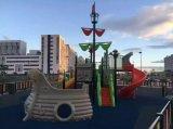 Juguete al aire libre divertido del plástico de los niños del patio de Lovery