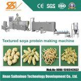 大豆の固まりのナゲットは機械を作る蛋白質の押出機を細かく切り刻ぬ