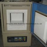 1400c de alta temperatura de laboratorio Horno de mufla, horno de tratamiento térmico