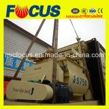 Machine van de Concrete Mixer van Js750 750L de Kleine Gedwongen voor Concrete het Mengen zich Hzs35 35m3/H Installatie