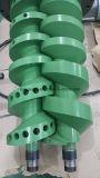 Pompe de vide sèche spiralée de vis de refroidissement à l'air (LGB70DV)