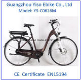 Bicicleta elétrica do sensor do torque para o mercado holandês