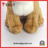 판매를 위한 앉는 채워진 사자 장난감 사자 박제 동물 채워진 사자