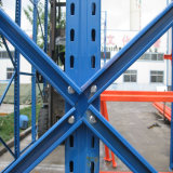 2015 CE Warehouse Steel Pallet Rack te koop