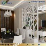 Стены перегородки PVC трактира