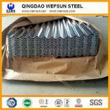 Алюминиевый лист Courrgated стальной для толя и здания