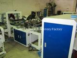 Full Auto Zwei-Zeile 8-Folding Coreless Walzen-Abfall-Beutel, der Maschine herstellt