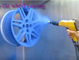 Powder elettrostatico Coating Gun per Products con Deep Groove