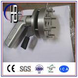 Premières ventes 1/4 '' - machine sertissante du boyau 2 '' 4sp hydraulique