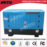 500 AMPÈREN van de Uitgeboorde Machine van het Diesel Lassen van de Generator voor TIG LUF van mig