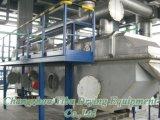 Secador Vibrar-Fluidificado Rectilinear de Gzq para o material de granulagem