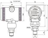 Дешевый внутреннеприсуще безопасный передатчик давления по манометру