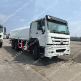 Sinotruk HOWO 6X4 14-20m3 음료수 물뿌리개 트럭