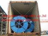18/30 (36) kilovolts, câble de PVC 3X300mm2 de la SWA d'Al XLPE