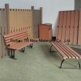 Banco de madera compuesto plástico durable