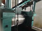 Pneumatico residuo che ricicla la linea di produzione tagliatrice della gomma di gomma