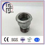 Instalación de tuberías galvanizada del hexágono del hierro maleable ASME