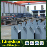 큰 경간 Prefabricated 건물 시스템 격납고 강철 구조물