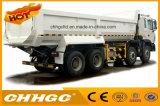 6X4 de op zwaar werk berekende Vrachtwagen van de Kipper voor Verkoop in Afrika en Europa