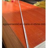 madeira compensada branca da melamina de 16mm