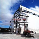 Struttura d'acciaio della costruzione prefabbricata