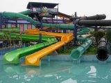 De aquatische Dia van het Water van de Glasvezel van het Park