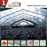 판매를 위한 투명한 지붕 명확한 지붕을%s 가진 400명의 사람들 투명한 천막