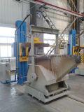 Sistema de aquecimento de aço da concha do calefator de aço da concha