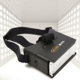 容易なPortable Plastic Virtual Reality Google Cardboard Vr Box Video 3D Eyewear