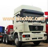 Camion 6X6 d'entraîneur de transport de SHACMAN