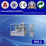Double Zipper Automatically Packing Machineの上の二重Stand