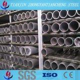 Tausendstel-Ende verdrängte Aluminiumlegierung-Gefäß/Aluminiumgefäß 5052 6063 6061