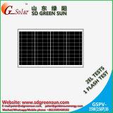 18V 35W, painel 40W solar poli para o sistema 12V (2017)