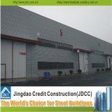 Hohe Qualität und große Span Modern Qualität Prefab Stahl Werkstatt