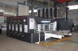 Machine de découpage de carton de cadre d'impression ondulée automatique de Flexo