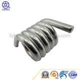 Sorgente di torsione a spirale elicoidale del hardware di precisione dell'acciaio inossidabile doppia piccola