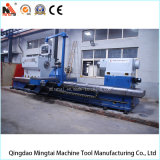 Tour lourd horizontal pour usiner le cylindre long d'arbre de 8000 millimètres (CK61160)