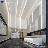 حديثة مكتب [رسيبأيشن] مكتب تجاريّة استقبال عداد تصميم