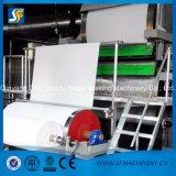 tipo precio de 1880m m de fábrica de la maquinaria del equipo de fabricación del balanceo del papel de tejido de 6-8t/D