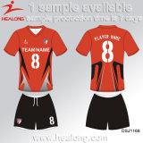 Projetar o futebol uniforme Jersey da equipe profissional da faculdade