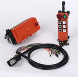 6 Tasten Industrial Radio Remote Control System für Crane (F21-C-E1Q)