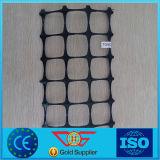 Biaxial o Unixial plástico Geogrid de los PP para realzar la alcantarilla